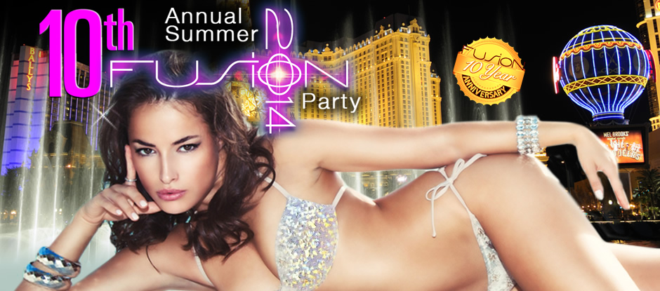 Special Event:  The 10th Anniversary Summer Fusion! July 23-26, 2014 in Las Vegas!  Click Here for Details!