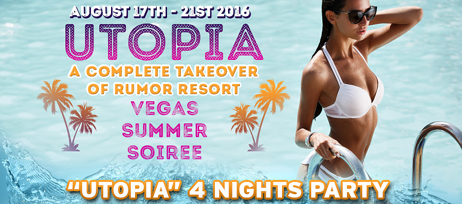 PURRFECT UTOPIA - COMPLETE TAKE OVER @ RUMOR RESORT!