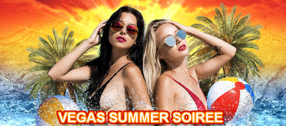 ULTIMATE HIGH-END SEXY LAS VEGAS EXPERIENCE - AUGUST 15-19TH 2018