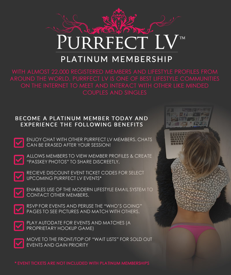 Purrfect LV's Platinum Membership