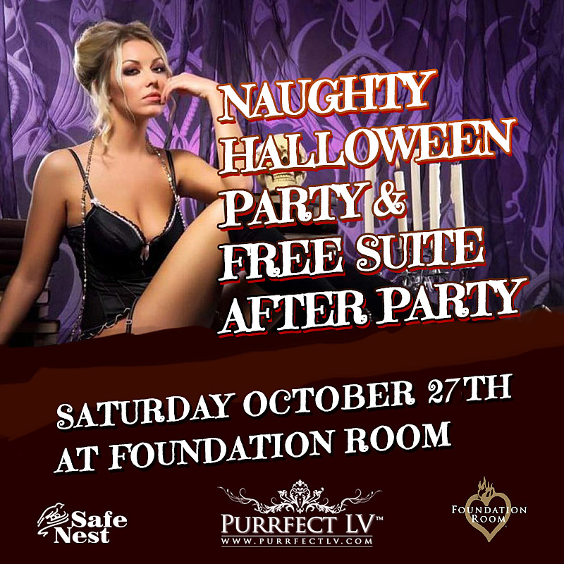 Naughty Halloween Party 2018 Swinger Party Las Vegas
