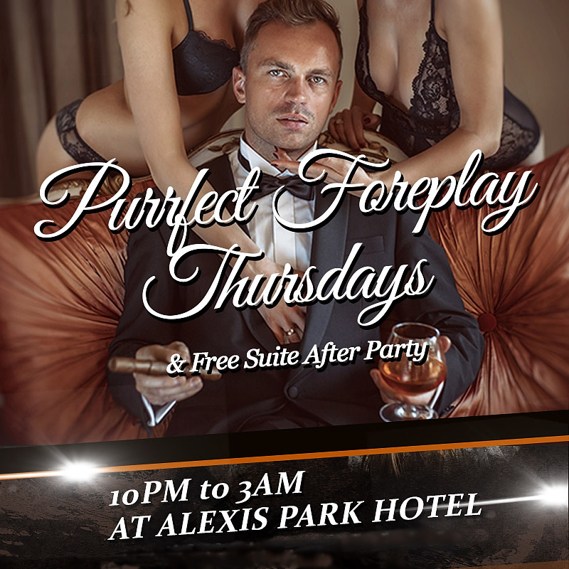 Swinger Party Las Vegas - Every Thursday @ Alexis Park Hotel